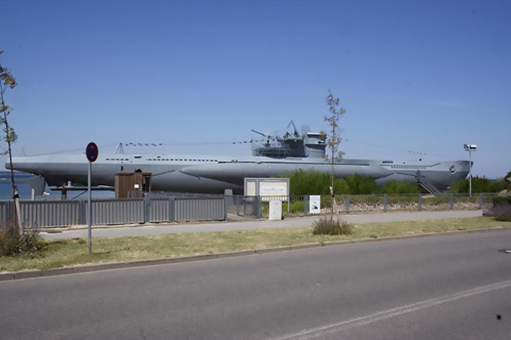 Museumschip U-995