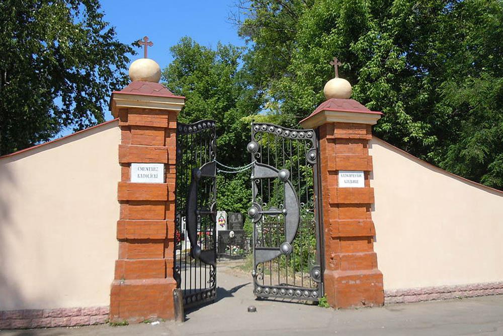 Dutch War Grave Odessa