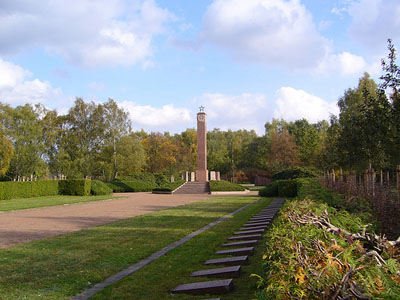 Mausoleum Sovjetsoldaten Berlin-Marzahn