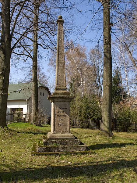 Begraafplaats Napoleontische Oorlogen Dolní Březinka
