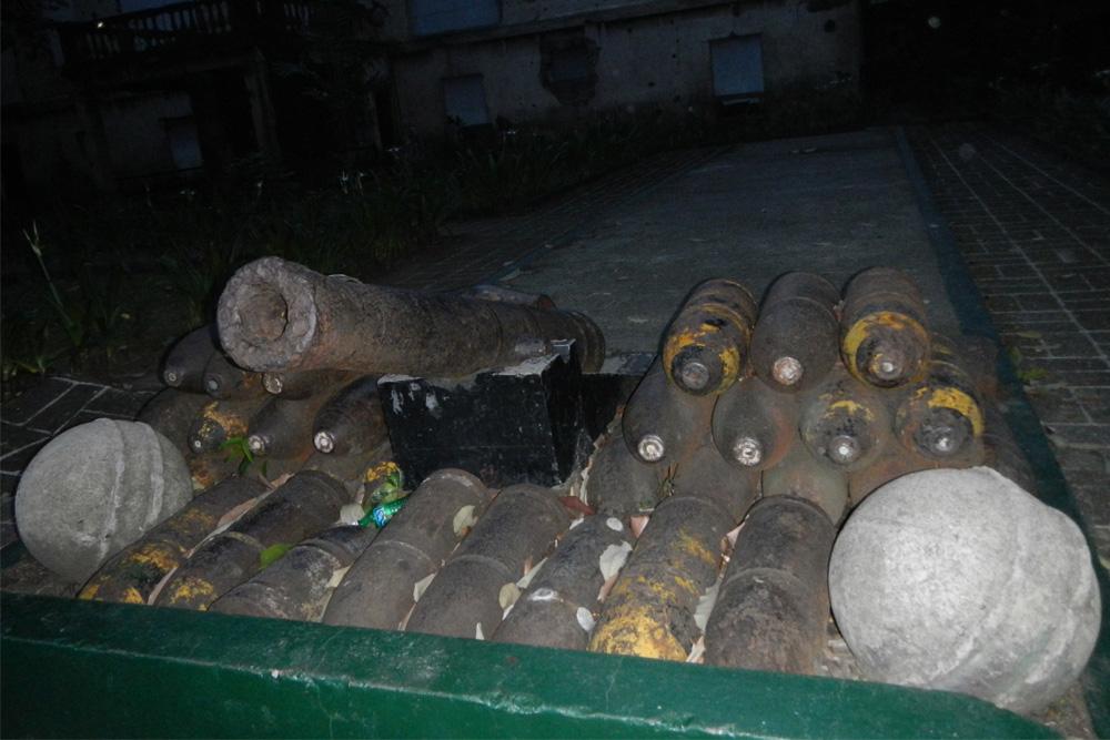 Japanese Grenades