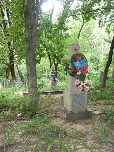 Soviet War Graves Novomìŝanske