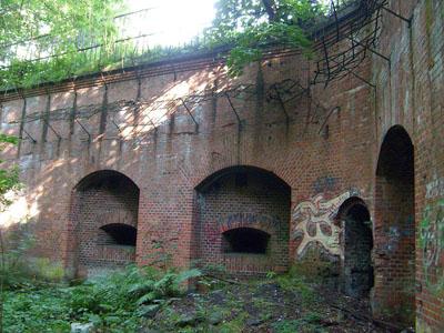 Festung Posen - Fort VIIIa (Rohr) Poznań