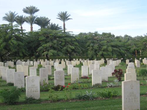 German War Graves Fayid