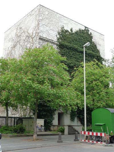 Windeck Schuilbunker Budapester Straße