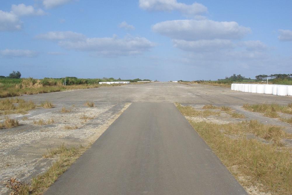 Ie Shima Airfield