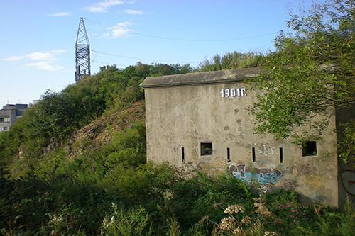 Vladivostok Fortress - Strongpoint No. 1