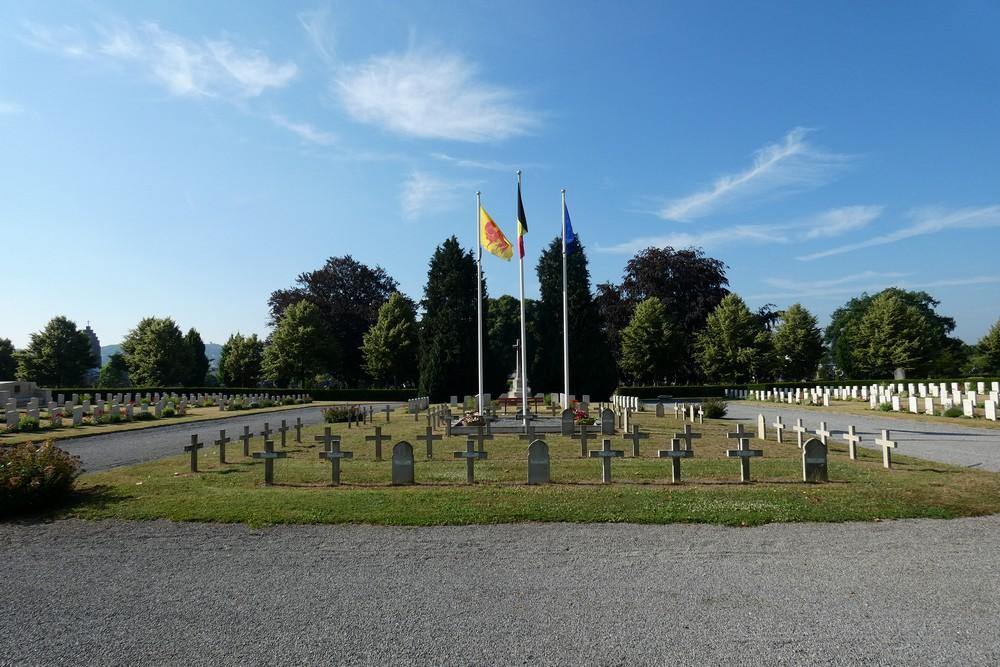 French War Graves Saint Servais