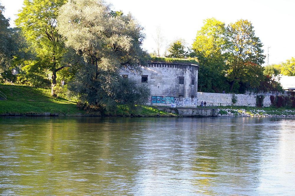 Bundesfestung Ulm - Oberer Donauturm (Werk XXVIII)