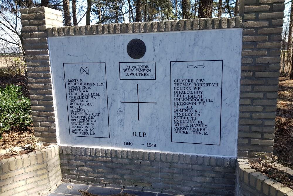 War Memorial Bladel