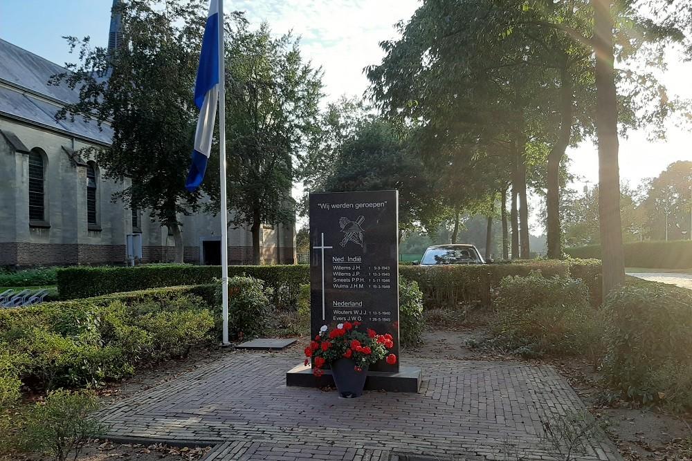 Indië-monument Posterholt