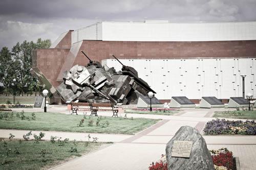 Museum Tank Battle Prokhorovka