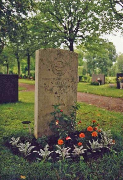 Commonwealth War Grave Väröbacka