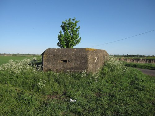Pillbox FW3/24 Little Downham