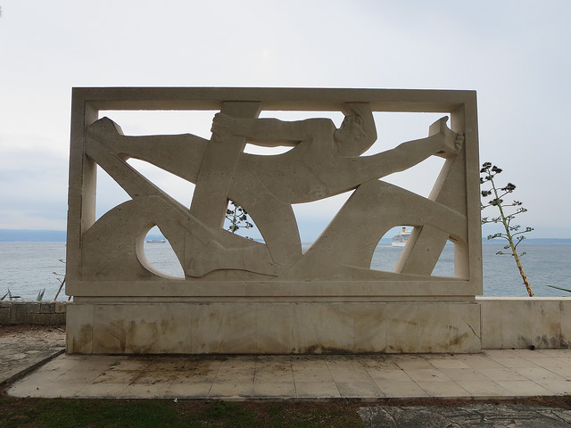 Monument Gevallen Zeelieden