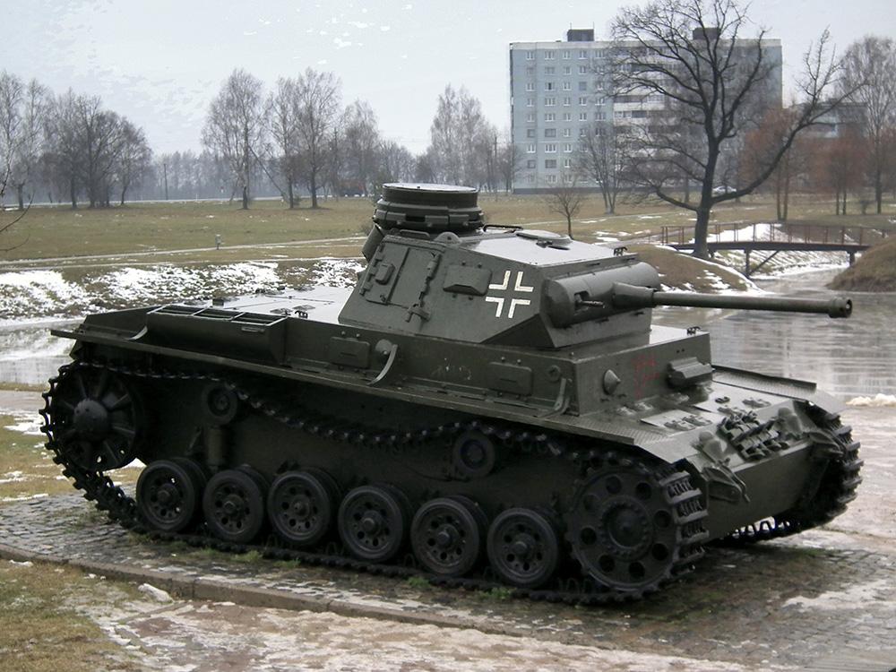 Panzerbefehlswagen III Ausf. F