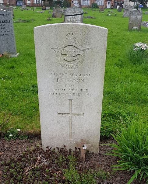 Oorlogsgraven van het Gemenebest Mount Pleasant Cemetery