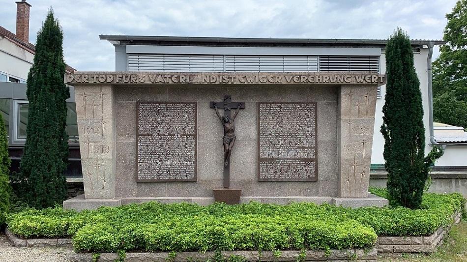 War memorial Langenargen