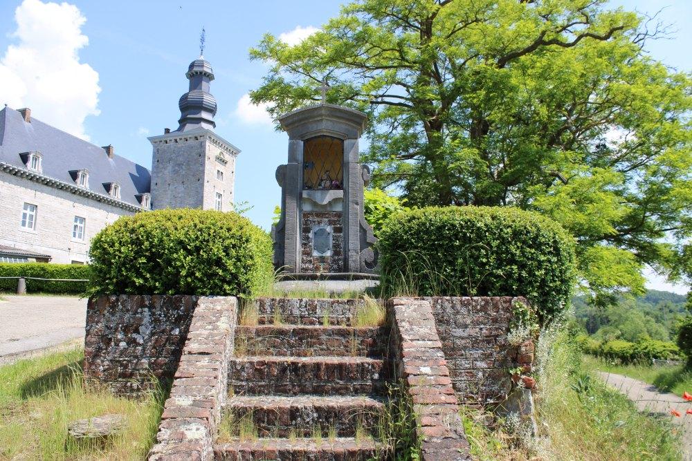 Chapel Holy Virgin Second World War