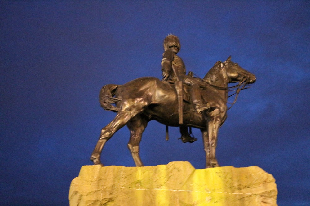 Boer War Memorial Royal Scots Greys