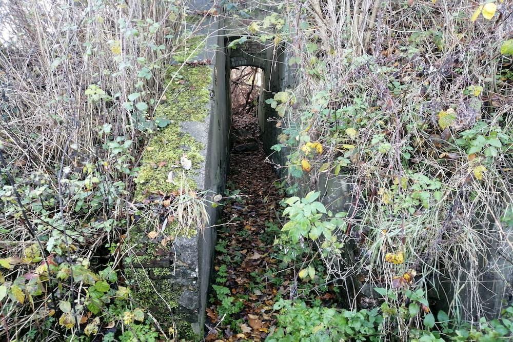 Toilet Bunker Ouddorp