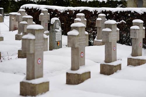 War Graves Bremgartenfriedhof
