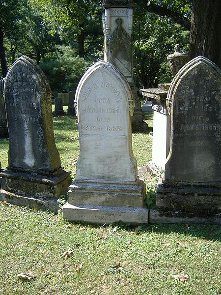 Amerikaanse Oorlogsgraven Lexington Cemetery