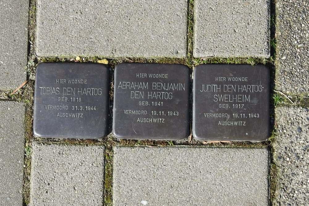 Stumbling Stones Juliana van Stolbergstraat 25
