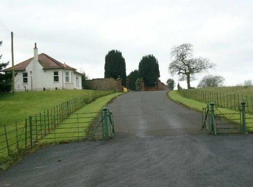 Commonwealth War Graves Newmilns Cemetery