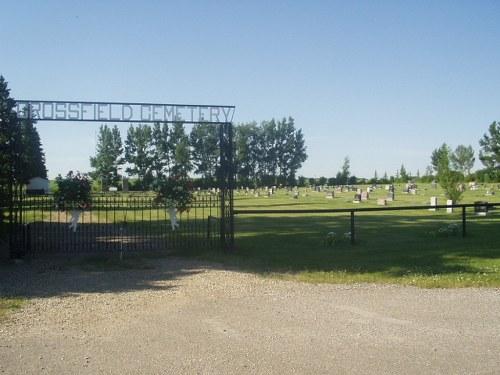Commonwealth War Graves Crossfield Cemetery