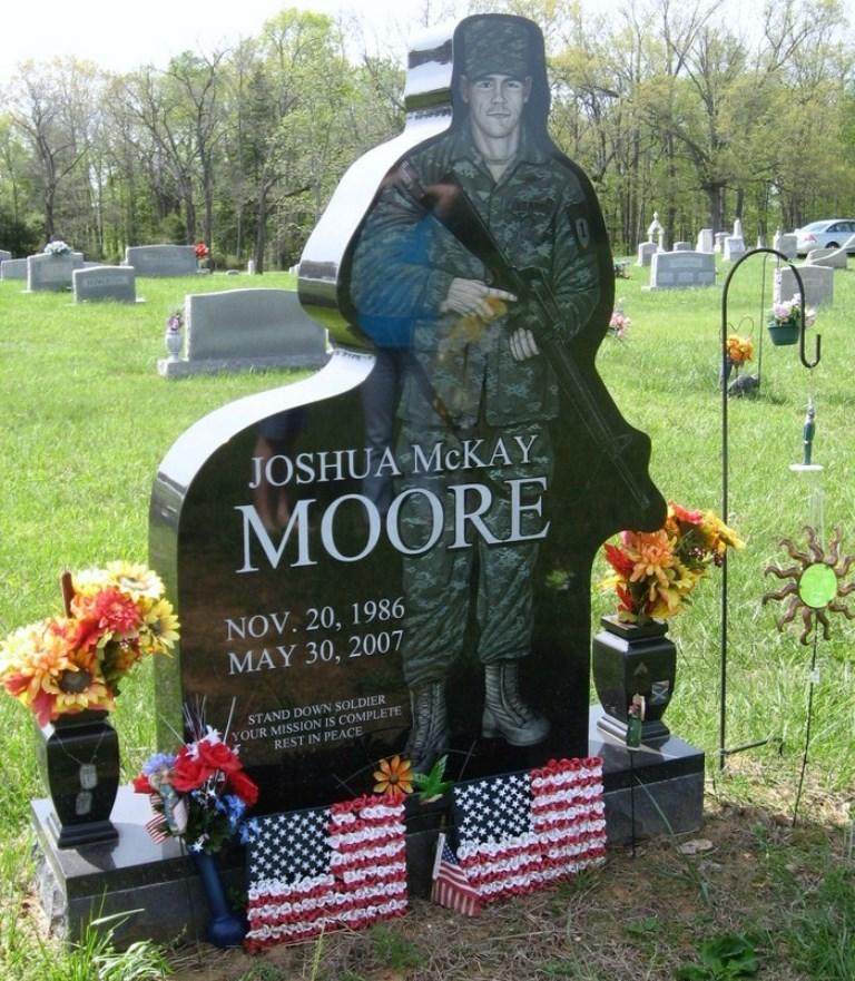 American War Grave Mount Pleasant Cemetery