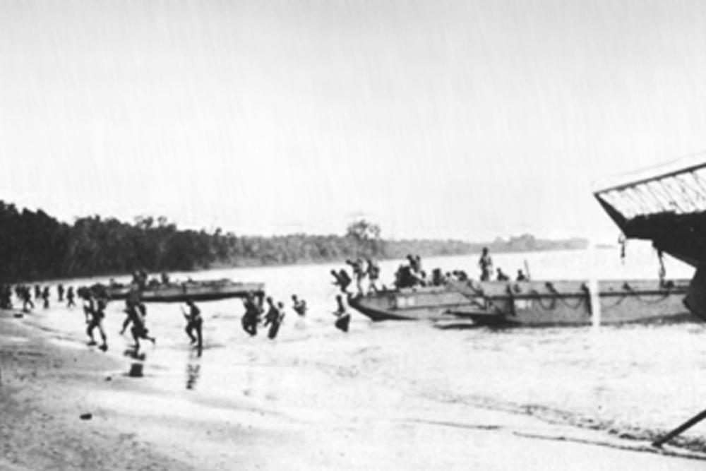 Invasion Beach Aola