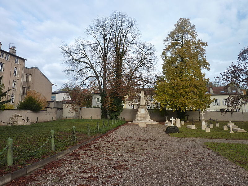 German Plot of Honour Cimetière de Préville