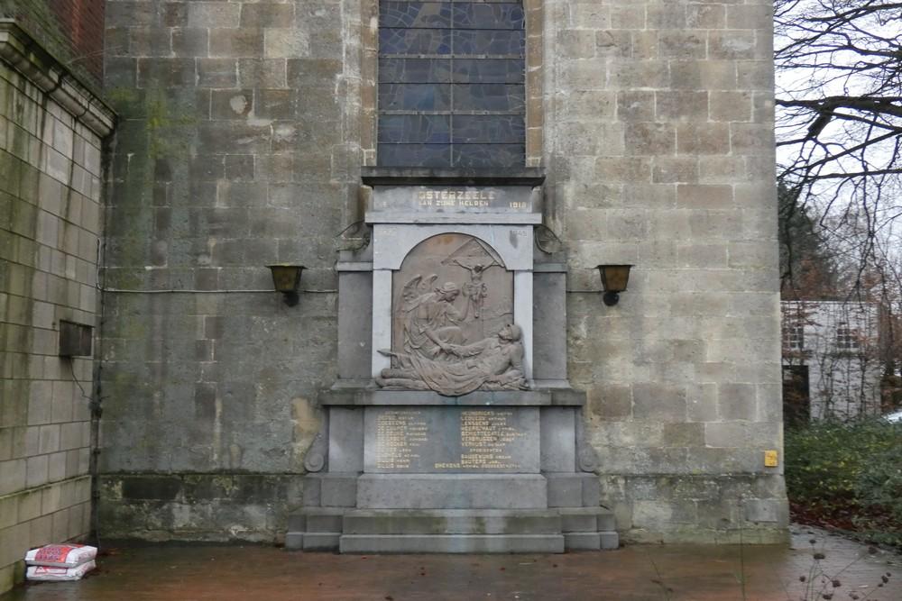 War Memorial Oosterzele