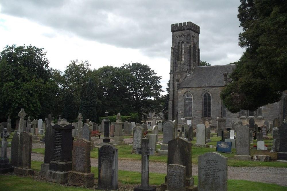 Commonwealth War Graves Dollar Cemetery