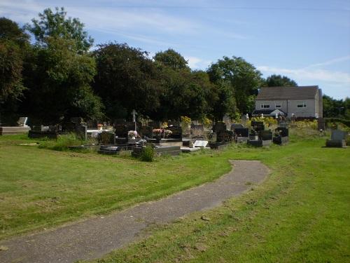 Oorlogsgraven van het Gemenebest Ainon Baptist Cemetery