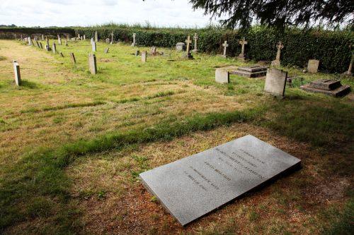 Grave Bernard Montgomery Binsted