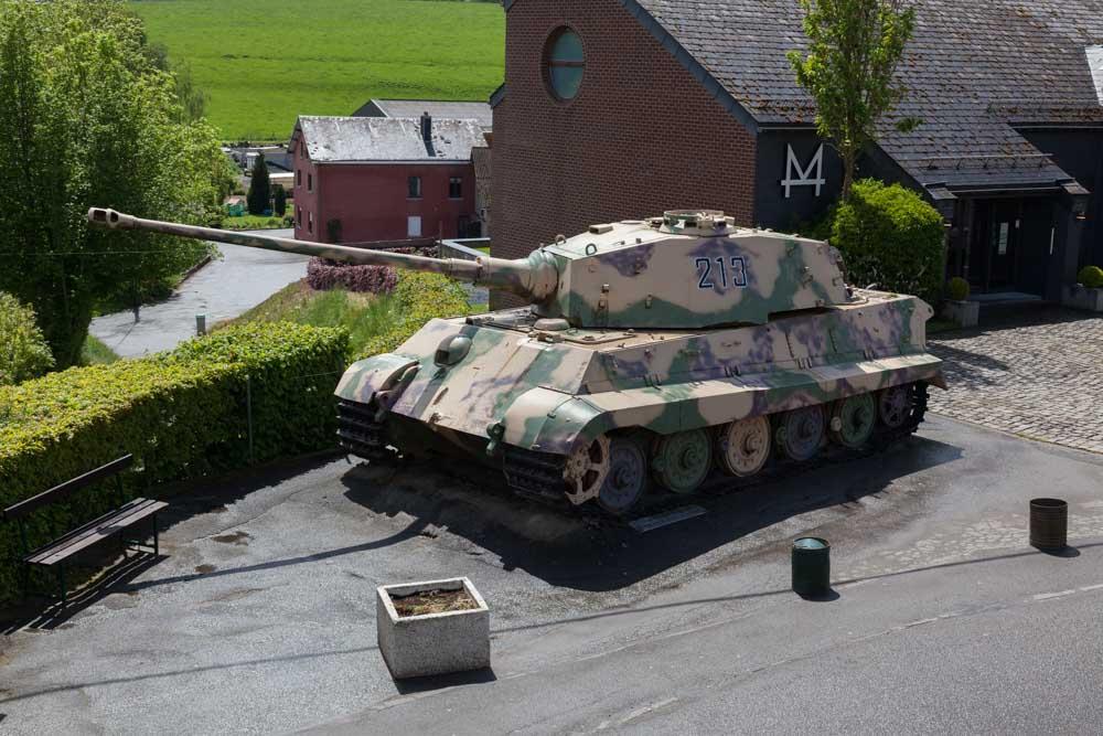 Tiger II Tank La Gleize