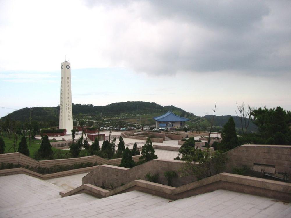 Wuzhi Mountain Military Cemetery