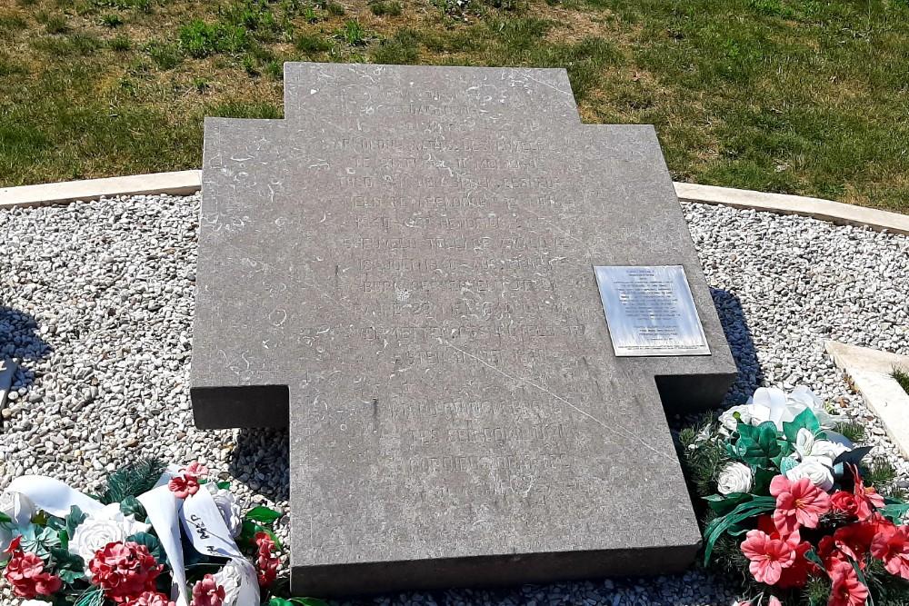 Monument Rooms Katholieke Begraafplaats Alphen
