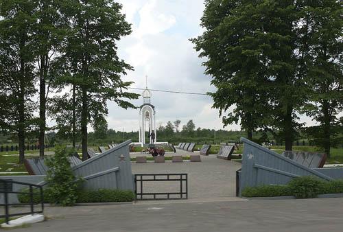 Sovjet Oorlogsbegraafplaats Myasnoy Bor