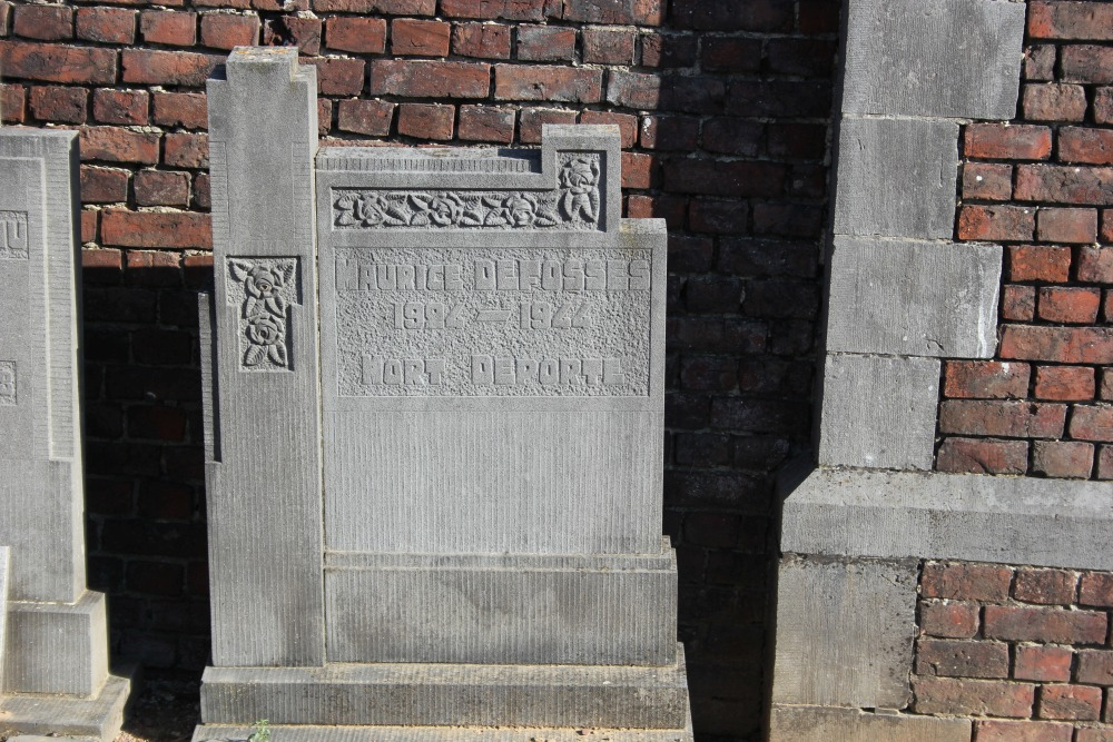 Belgian War Graves Cambron-Casteau