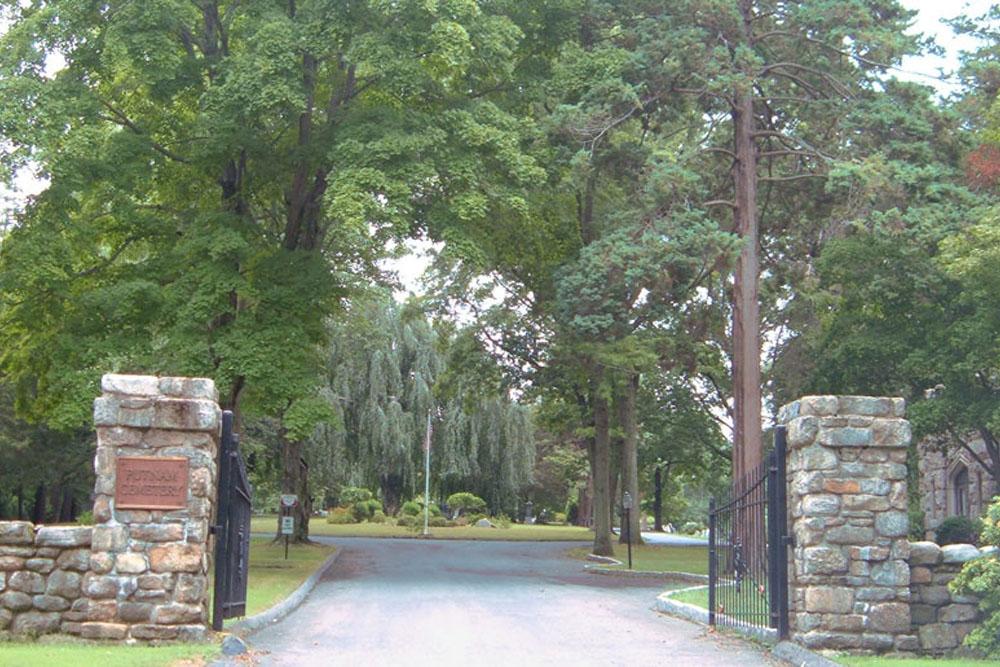 American War Graves Putnam Cemetery