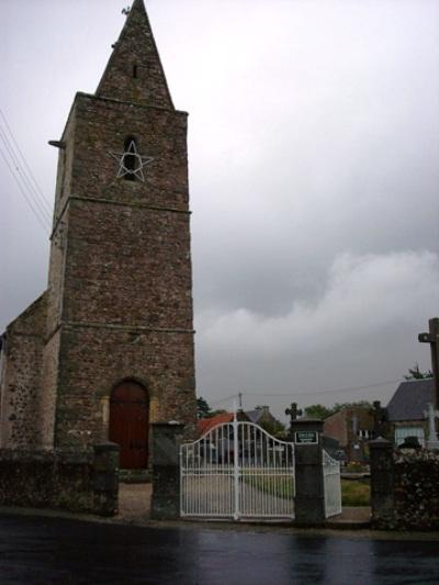 Oorlogsgraven van het Gemenebest Anneville-sur-Mer