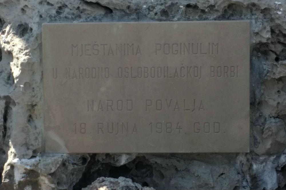 Monument voor Gevallen Soldaten
