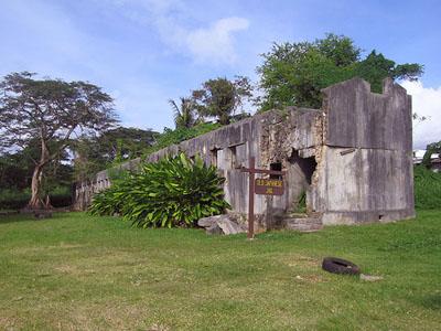 Japanese Prison Garapan