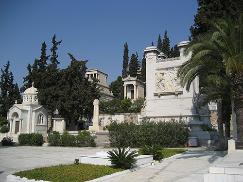First Cemetery Athens