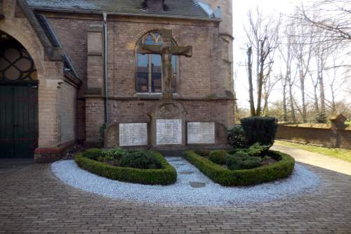 War Memorial Menzelen