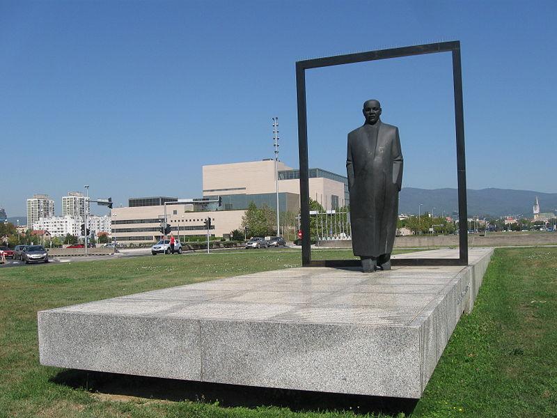 Memorial Veceslav Holjevac Zagreb Tracesofwar Com