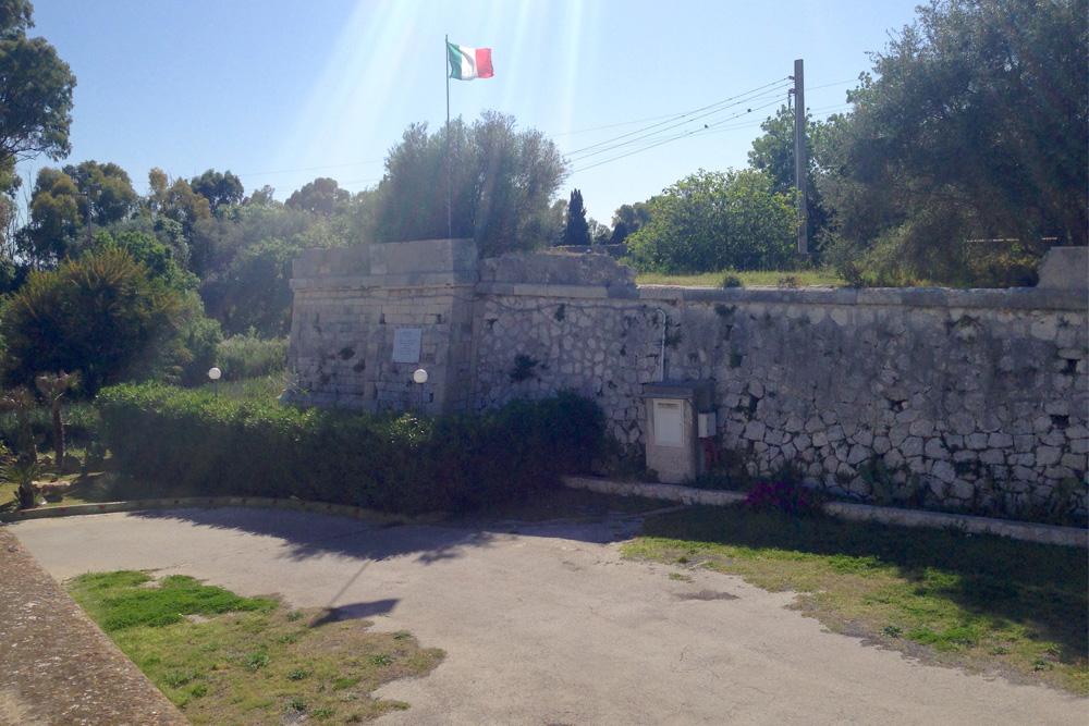 Remains Ponte Grande